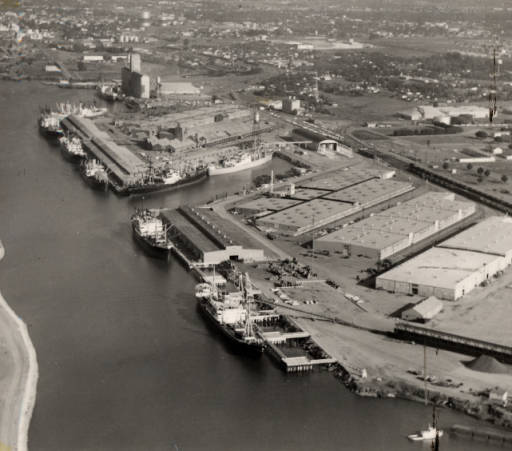 Inland Port of Stockton in the '60's