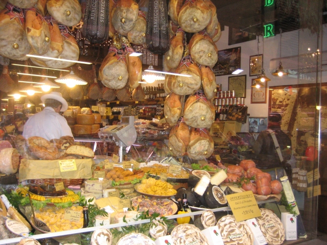 The savory bounty of  Emilia-Romagna