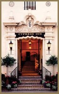 Photo courtesy of Cypress Inn website